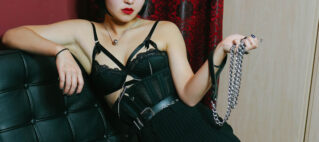 London Asian Mistress Prodomme Dominatrix Roleplay office boss